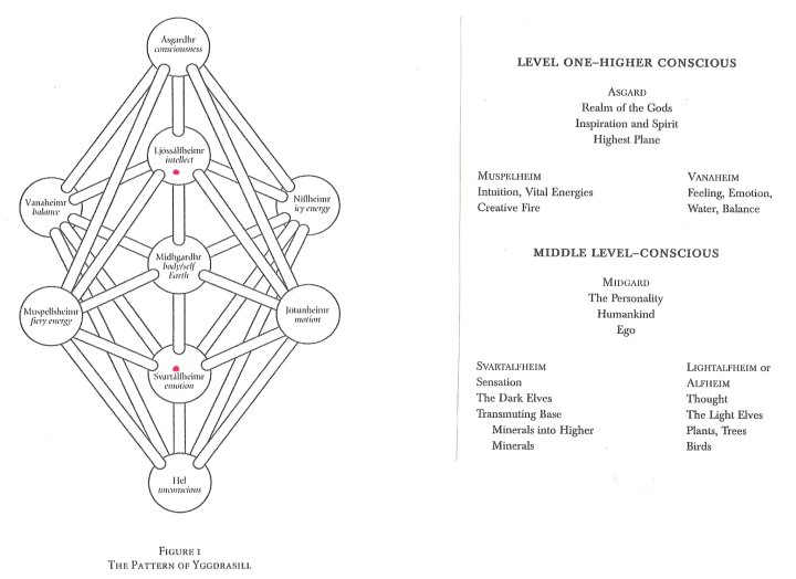 yggdrasil the northern world tree